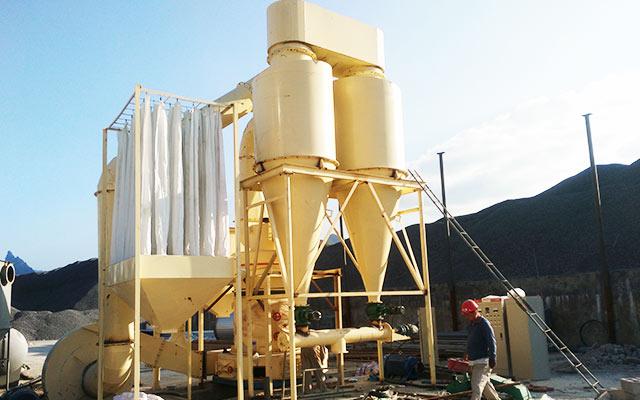 矿渣微粉生产线